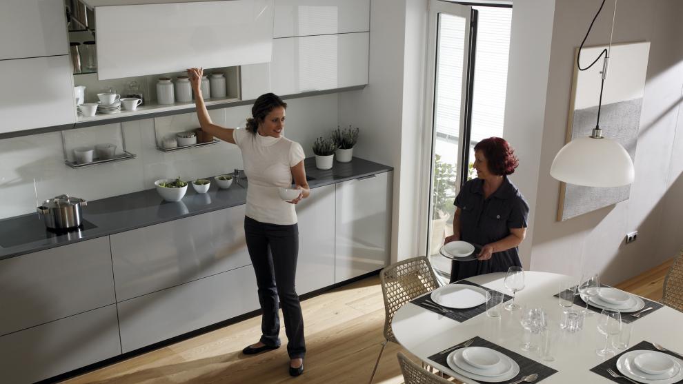 Emejing Muebles Altos Cocina Images - Casas: Ideas, imágenes y ...